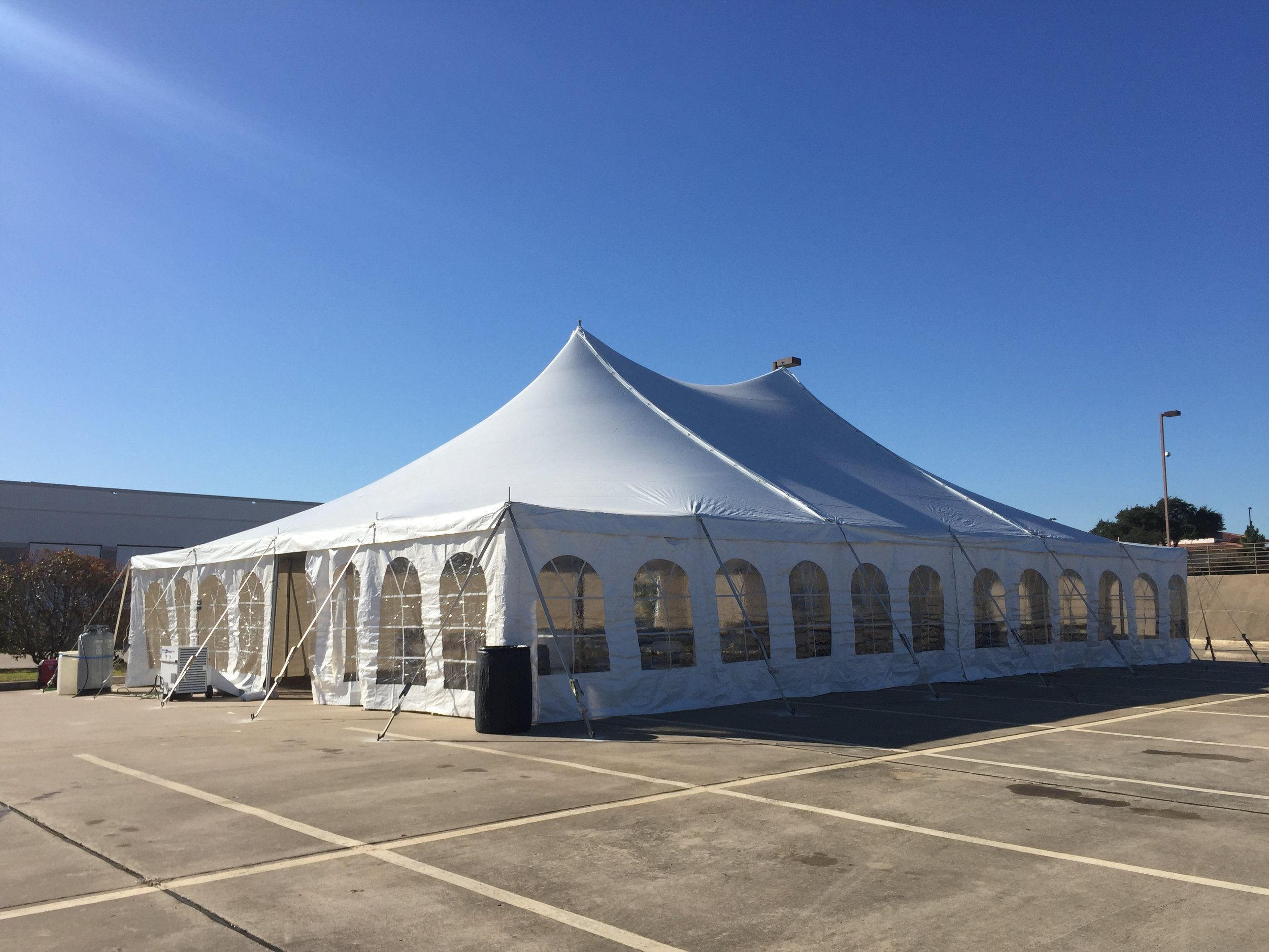 At once party rental tents.