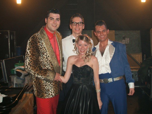 Lauren In Buddy - The Buddy Holly Story