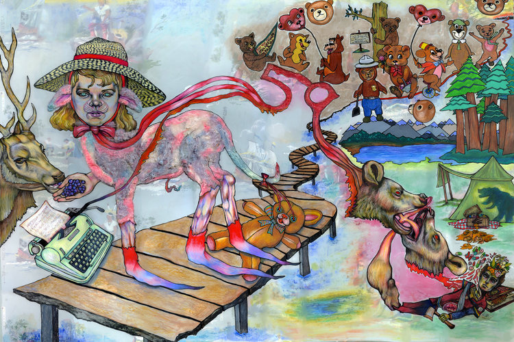 Courtney Blazon Illustrations