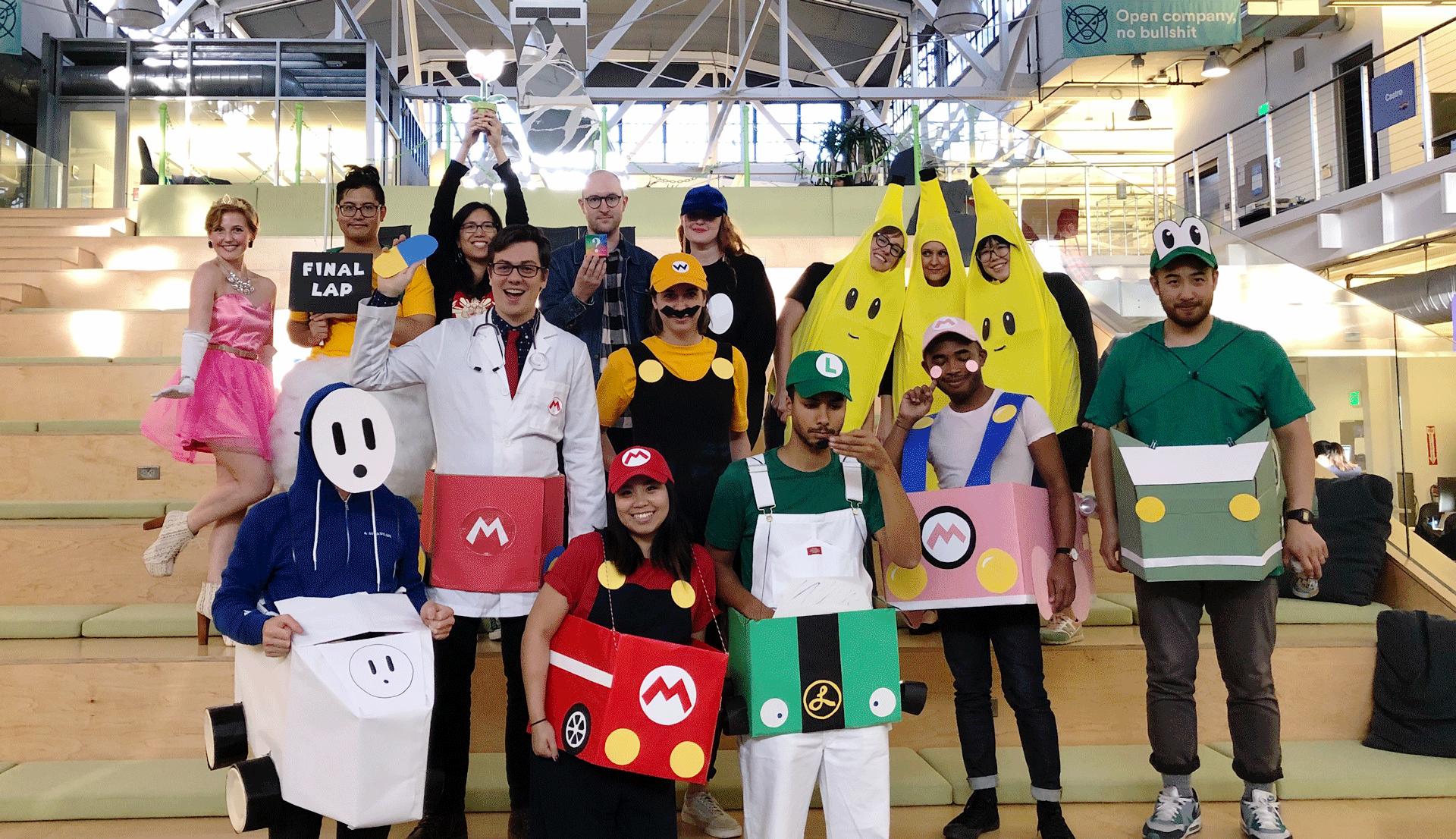 Atlassian Halloween 2017