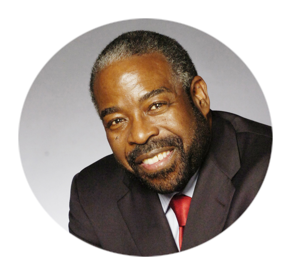 LES BROWN, Author, World Renowned Speaker and Recipient of the Golden Gavel Award.