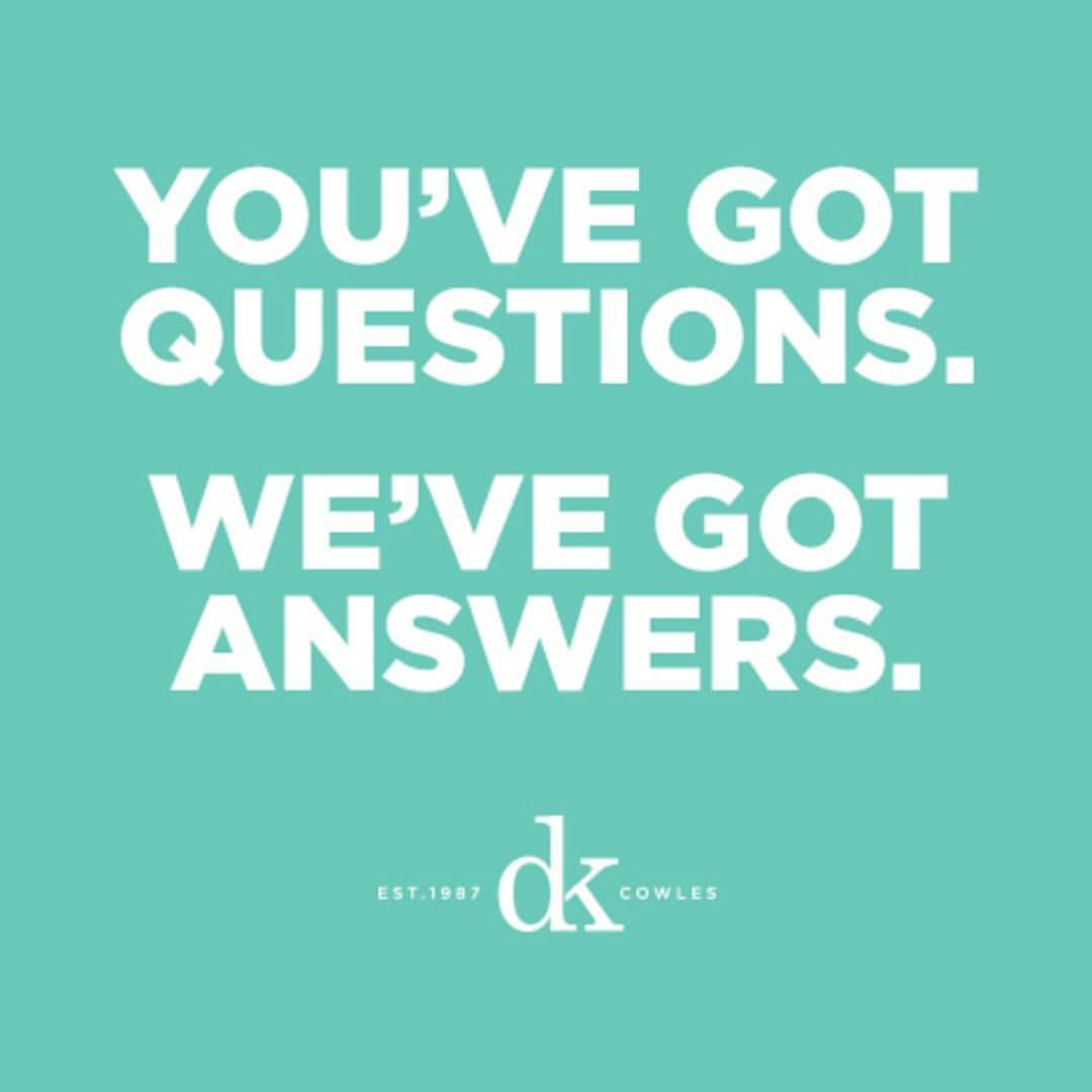 Contact us today. No pressure, just expert real estate advice.   www.dkcowles.com   #dkfindshomes  #homesbydkcowles