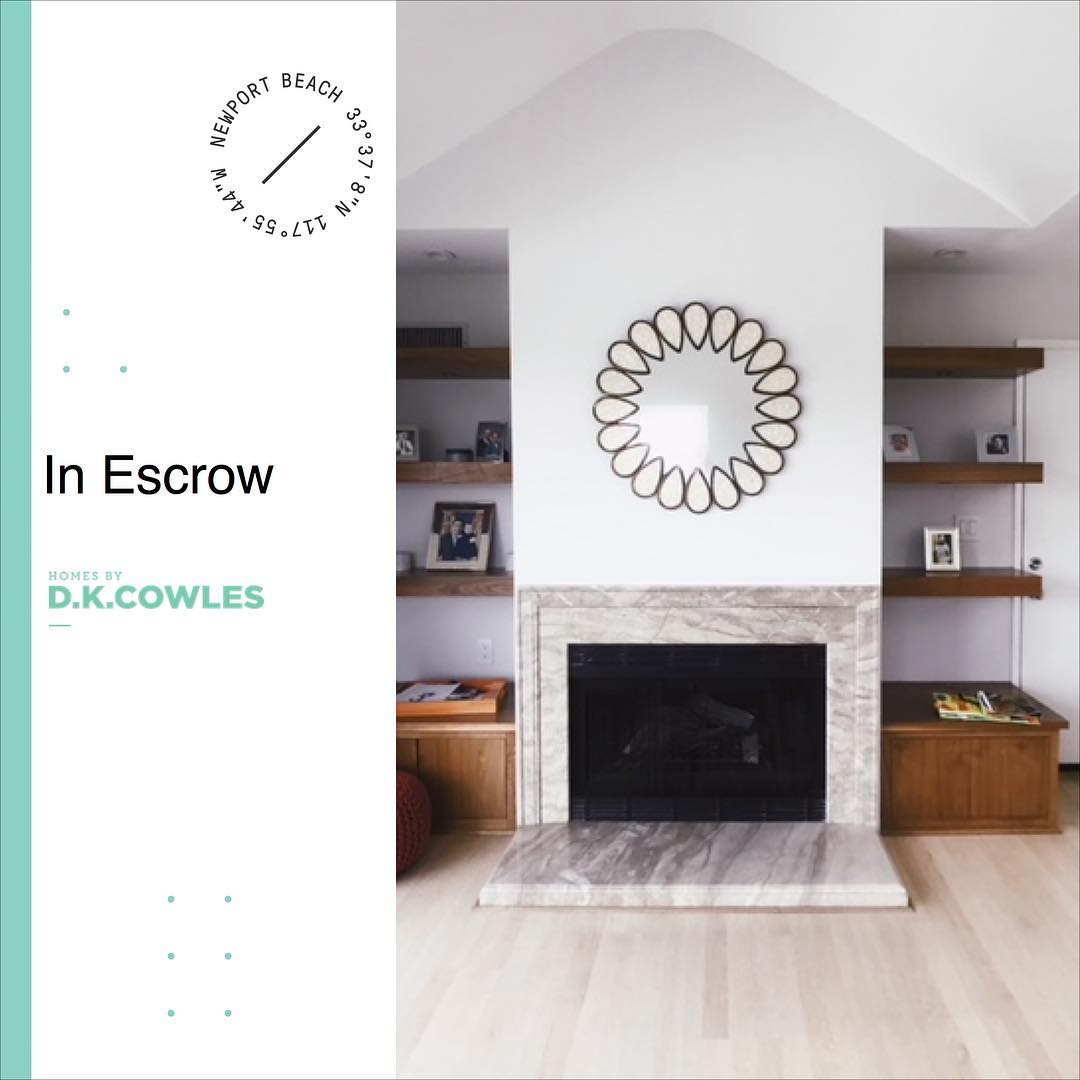 In Escrow! Multiple offers above asking price within 3 days! Exciting times to be selling your home!🎉 A Stylish 4 bed, 3 bath and bonus room home located in coveted Newport Heights area.  Who You Work With Matters 🎯 Contact us today, no pressure, just expert real estate advice. ⠀⠀⠀⠀⠀⠀⠀⠀⠀ 949.697.1219 hello@dkcowles.com  www.dkcowles.com   #dkfindshomes   #homesbydkcowles   #compassrealestate
