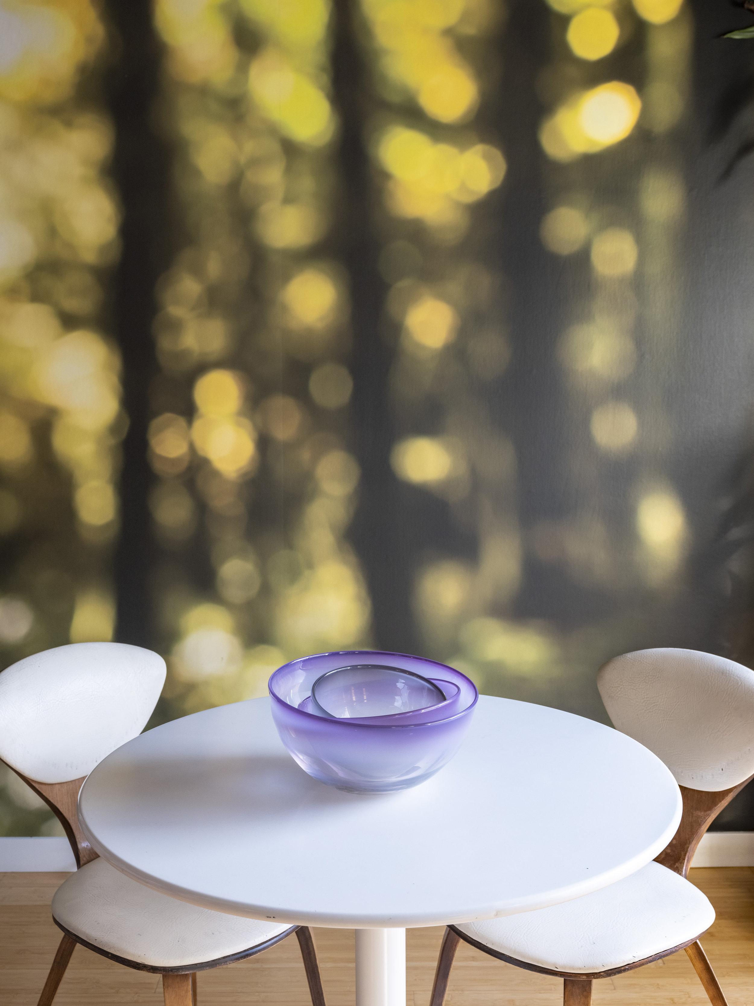 Aerie Bowl | Small, Medium, Large | Color Shown: Lavender