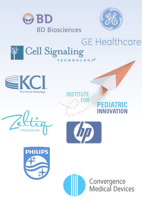 Medical Device and Life Science clients/employers.