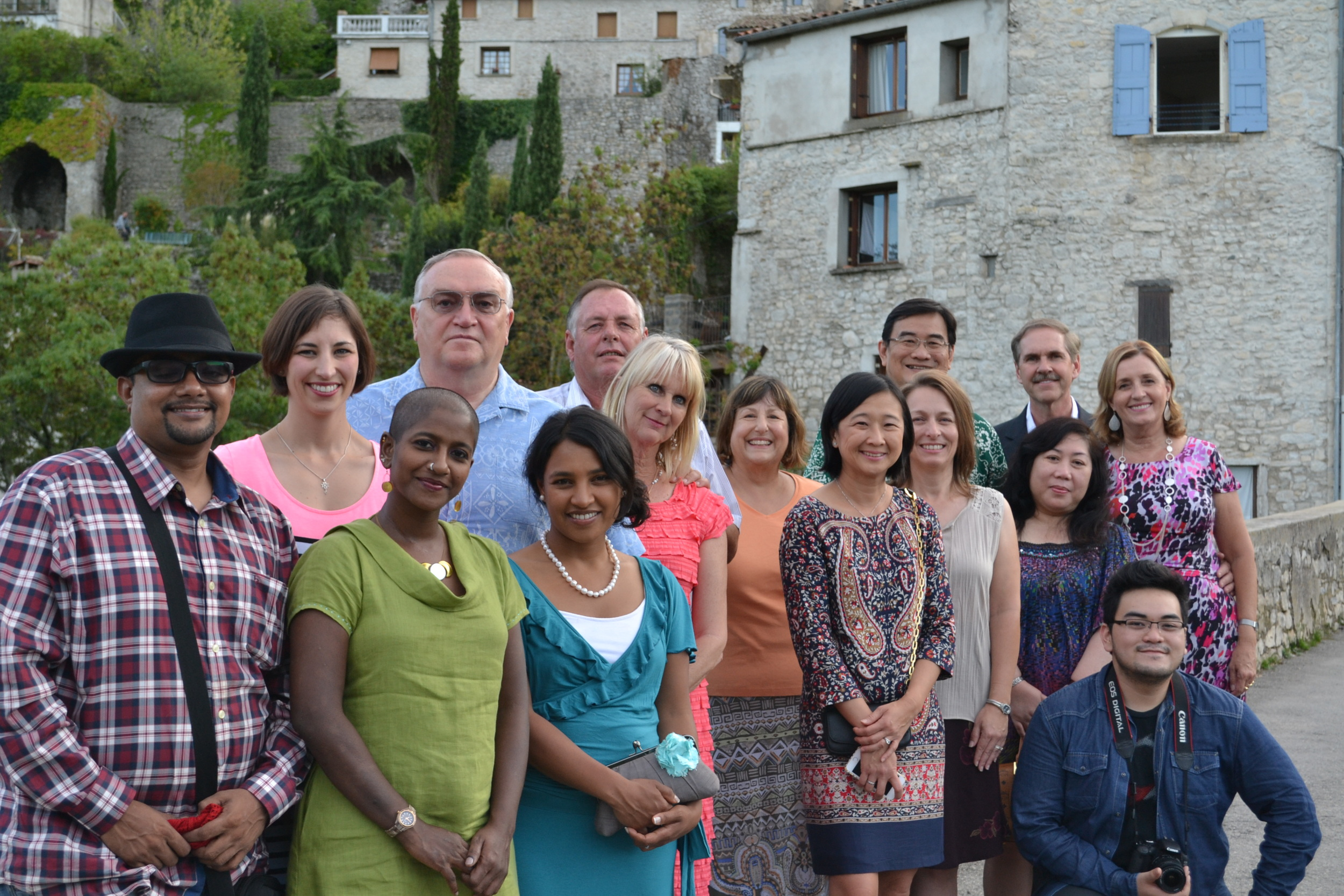 Heartistry Experience Attendees in Sauve