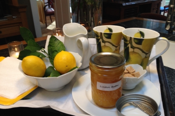 Lemon Tray