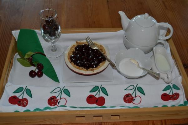 Cherry Tray