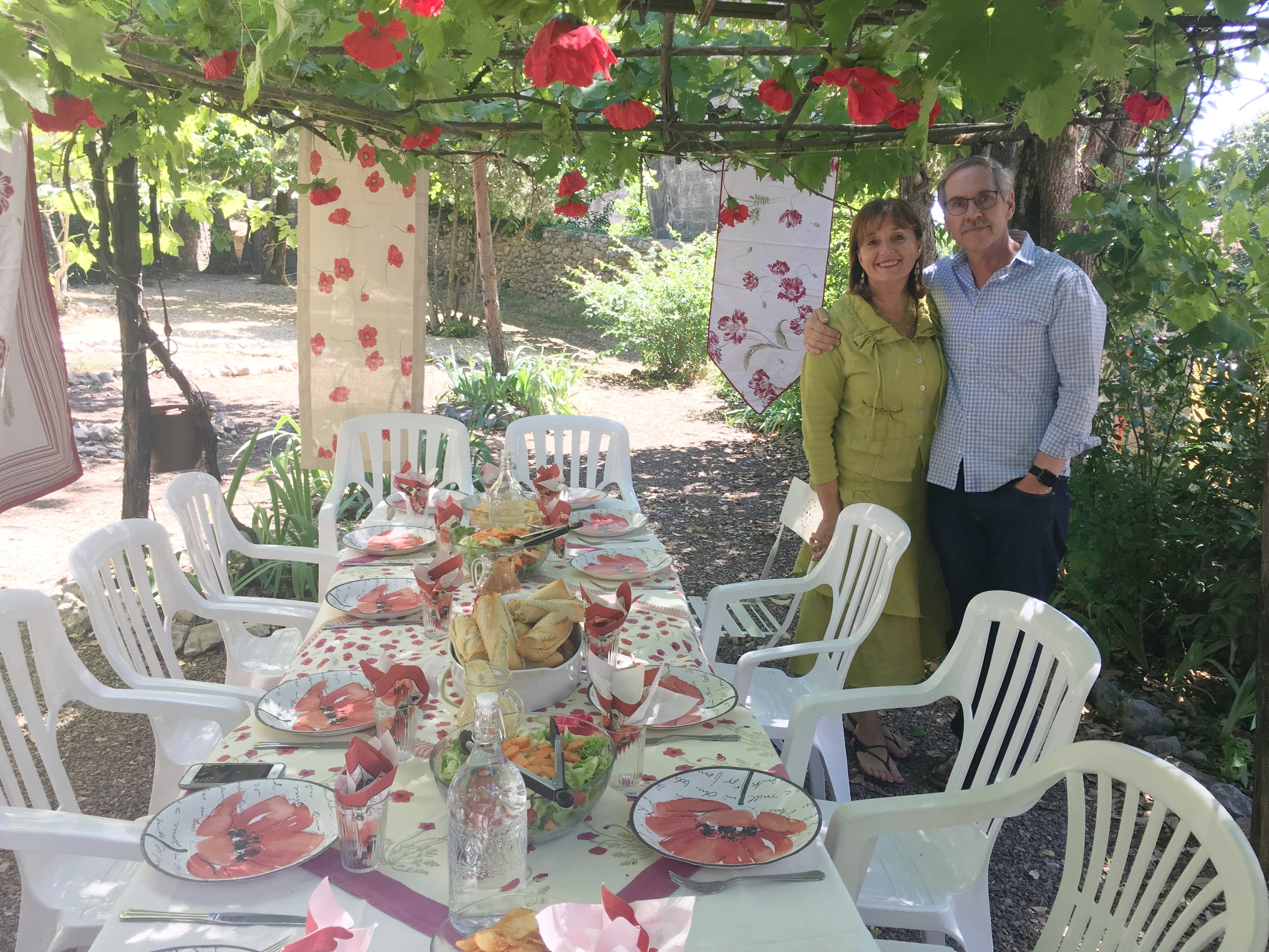 Heartistry Experience in France table