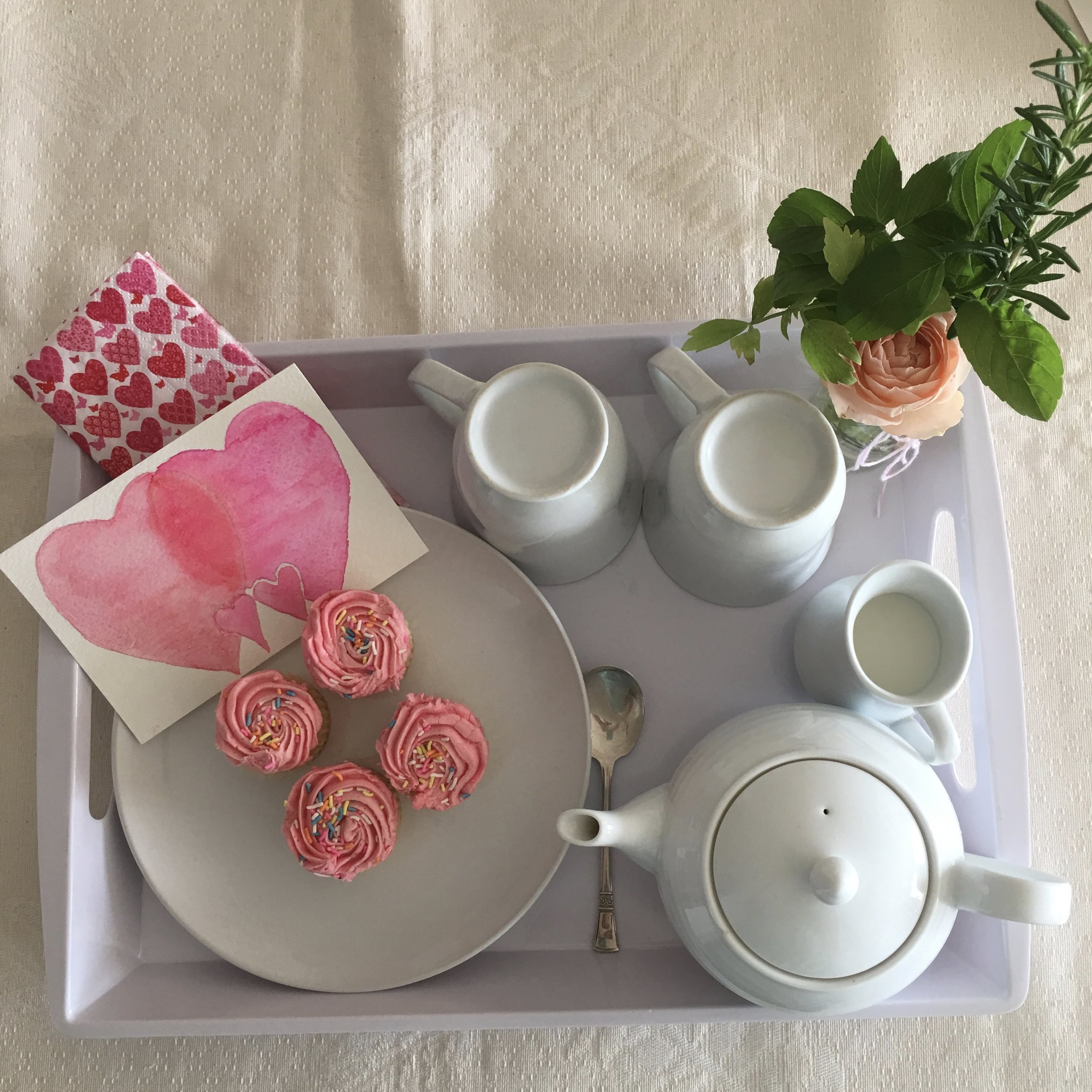 A simple tray