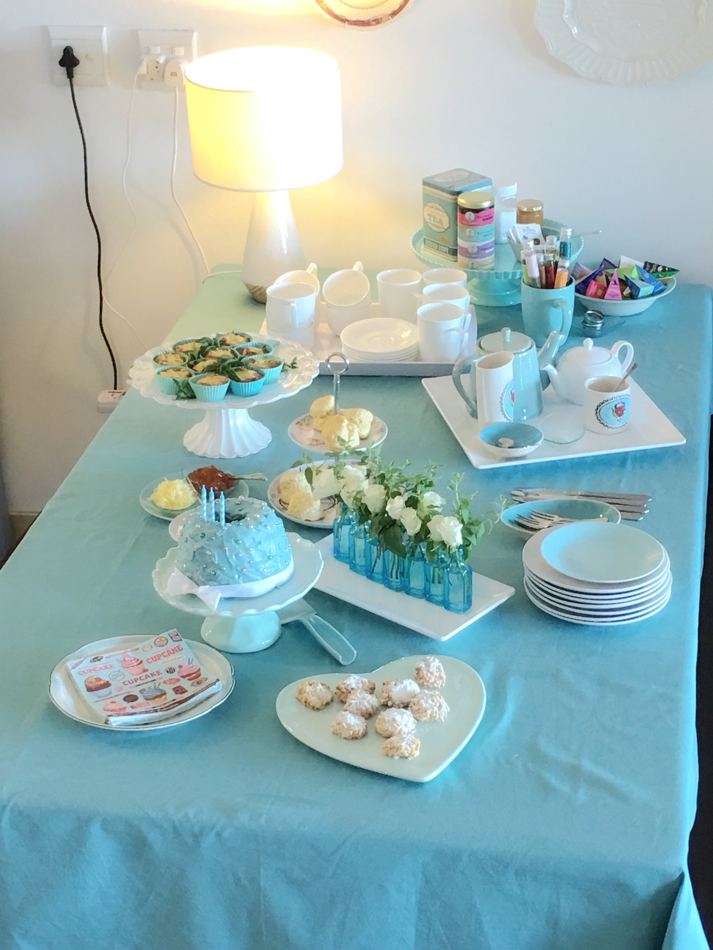 Heartistry Tea Party