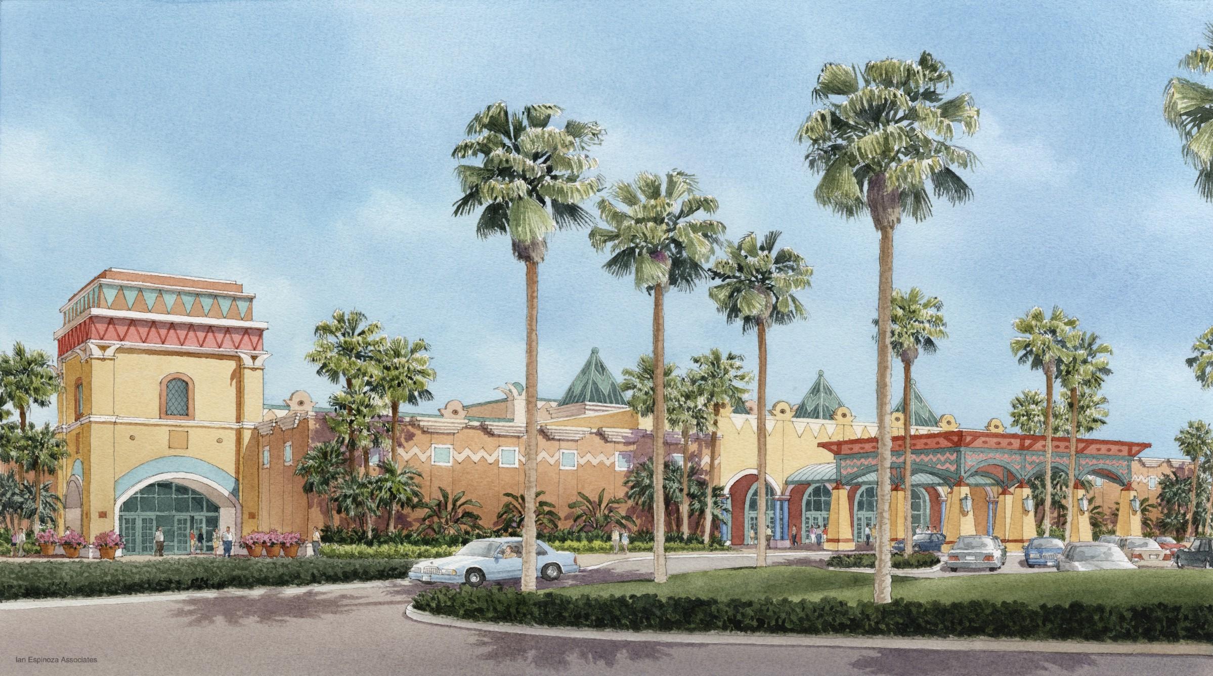 Disney's Coronado Springs Exhibit Hall