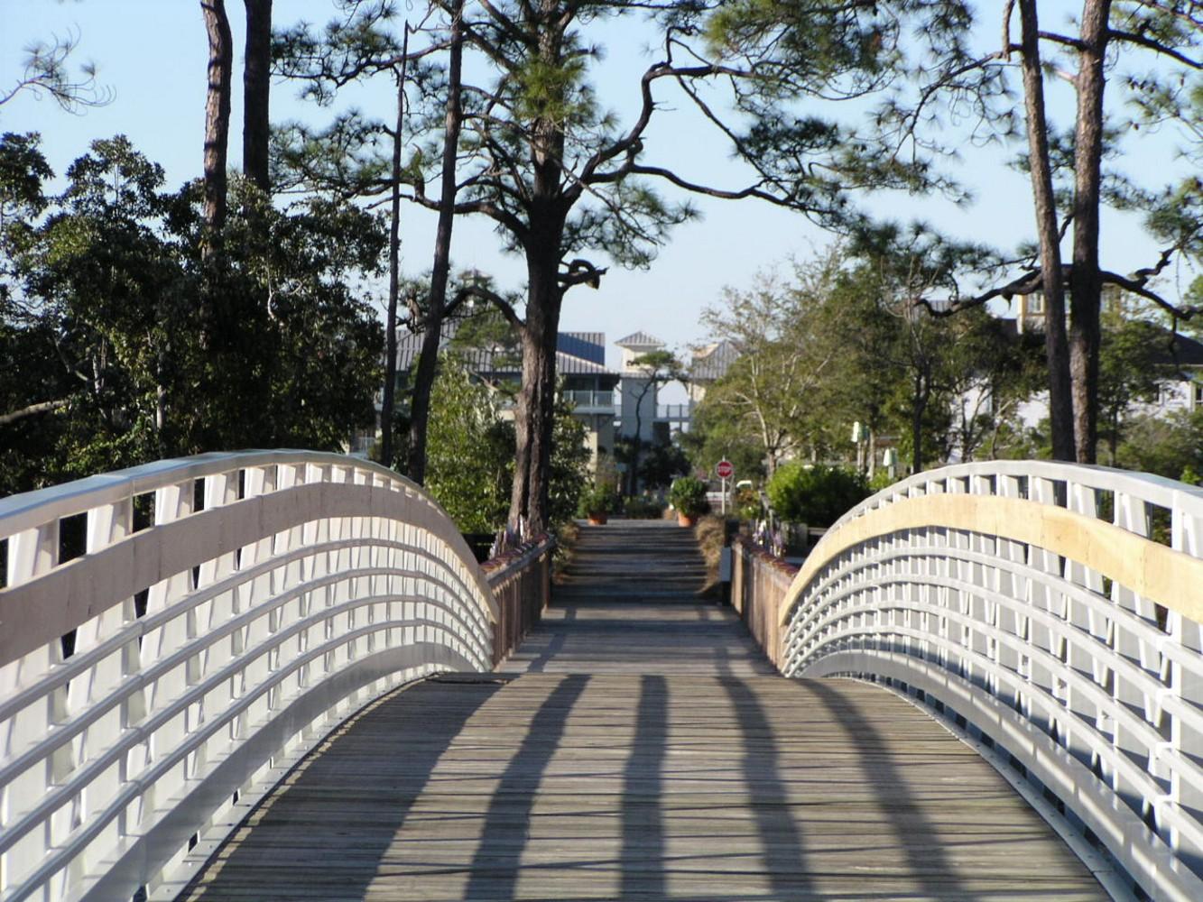 Watercolor Western Lake Bridge.jpg