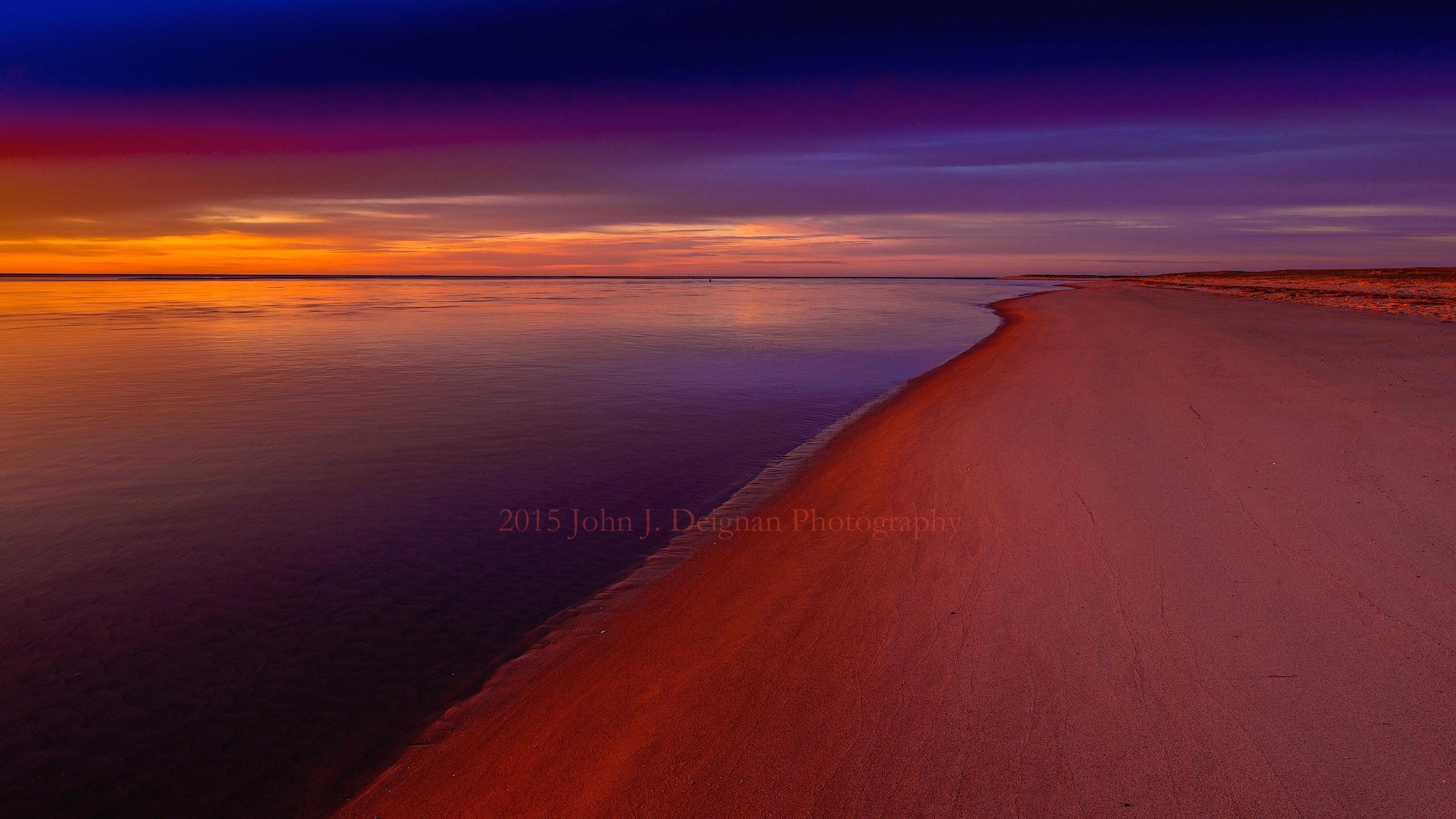 Chatham at Dawn
