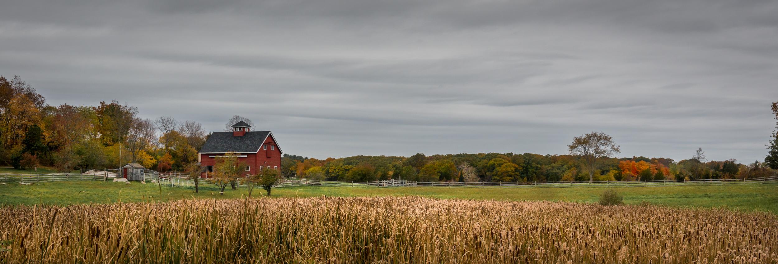 Autumn in Essex, Massachusetts