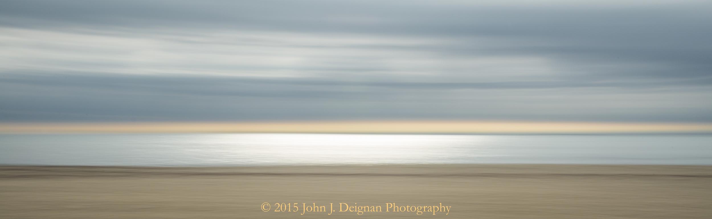December at West Dennis Beach