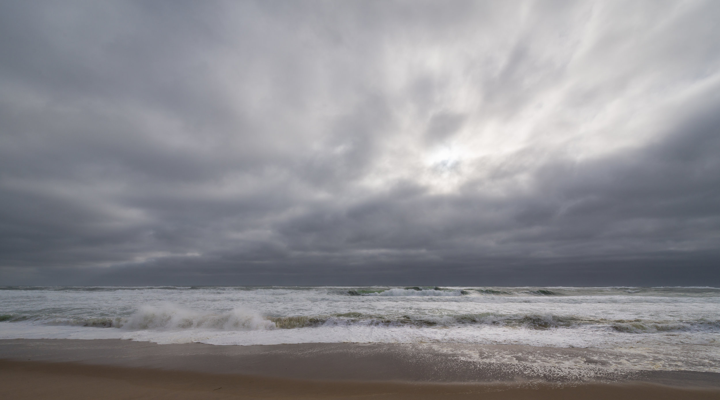 Storm Over Nauset
