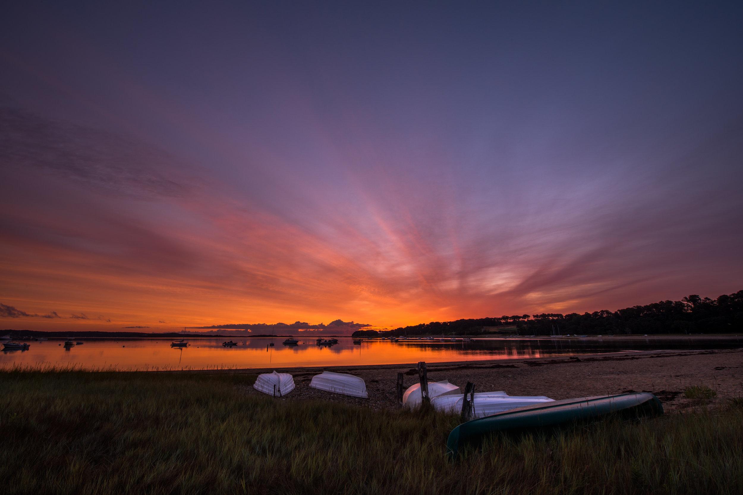Dawn at Pleasant Bay