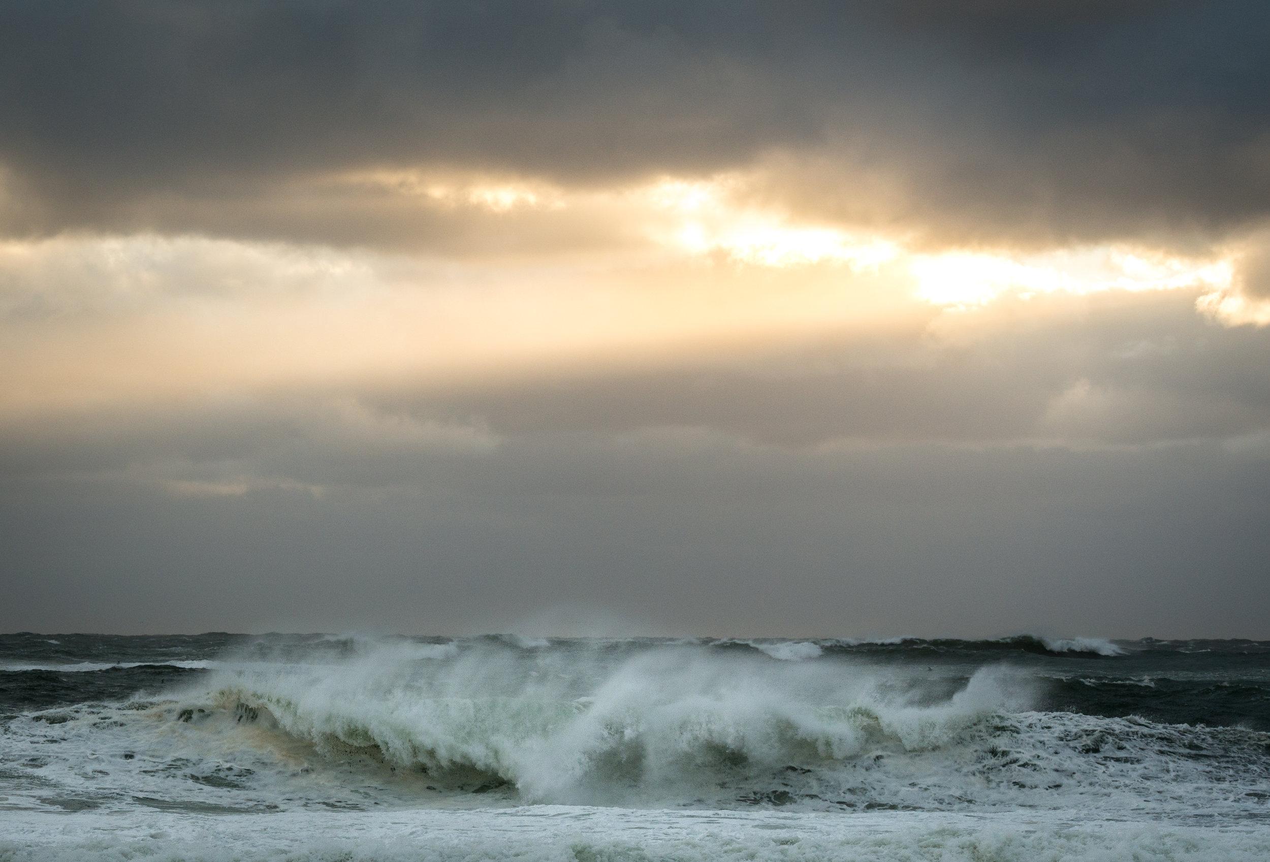 Hurricane Hermine at Nauset Beach