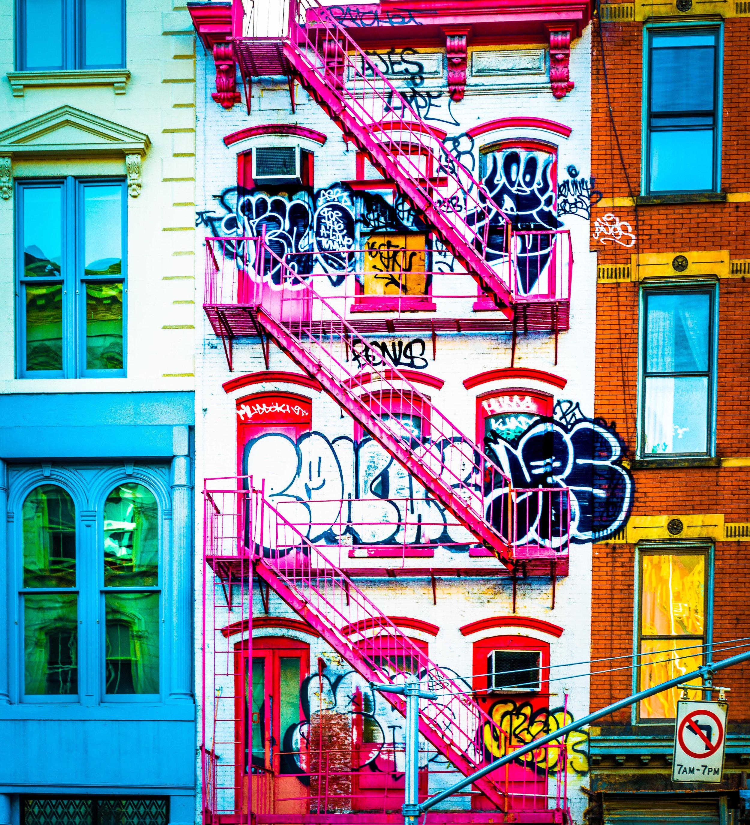 Chinatown, New York, New York