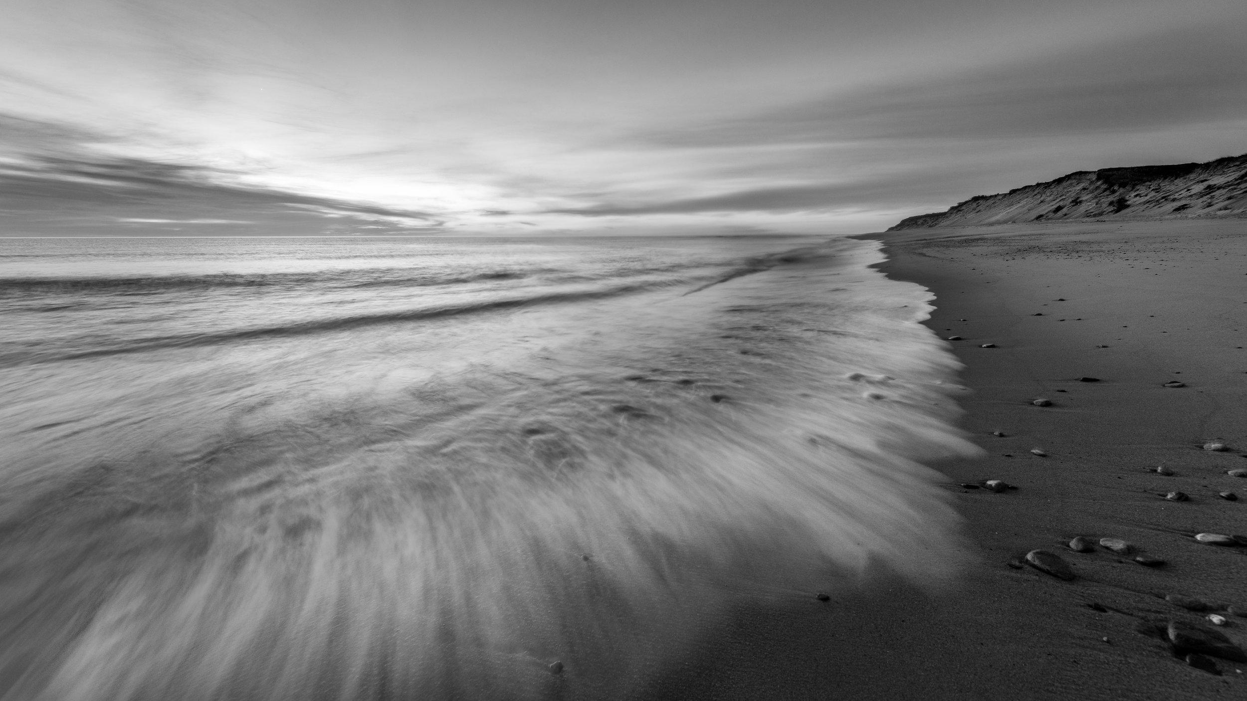 Winter Ocean Motion