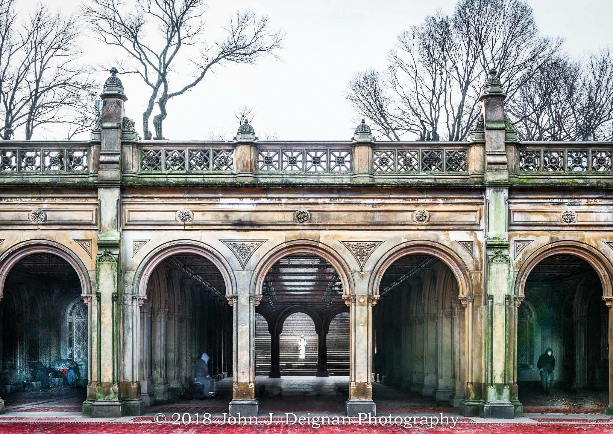 Five Archways