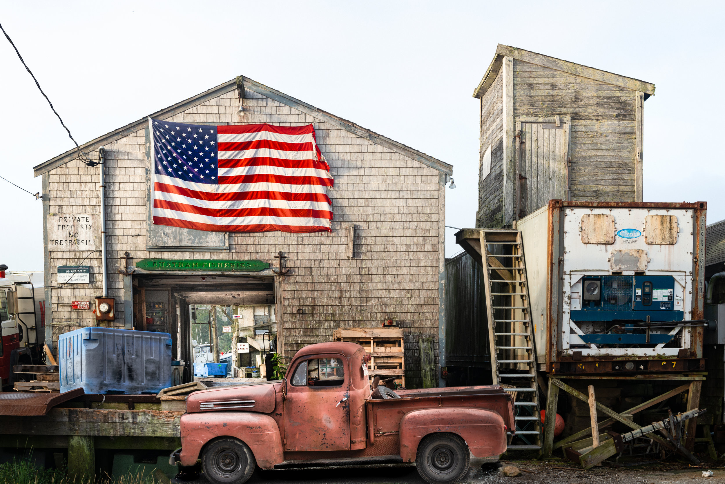 Pure Chatham Americana