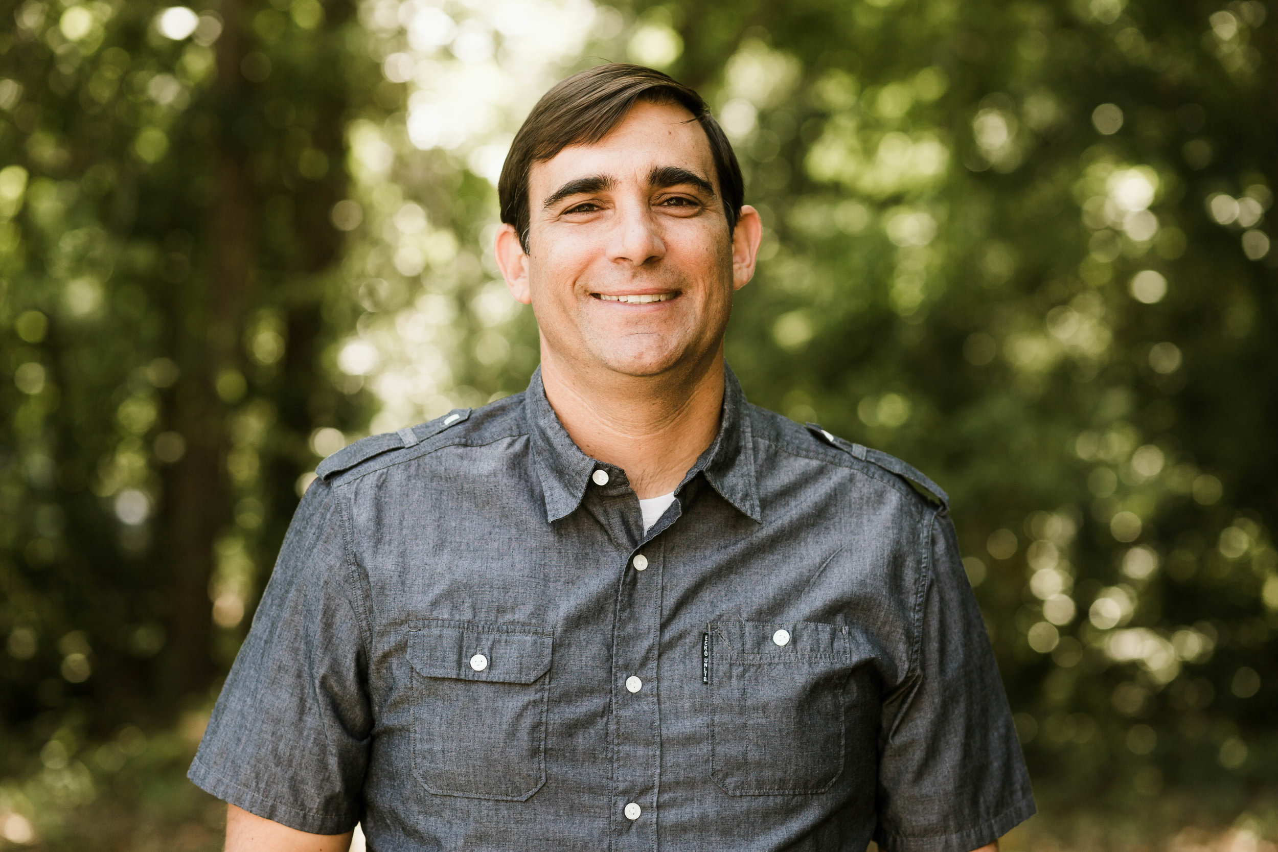 Brian Robinson  is our Director of Family Ministries.