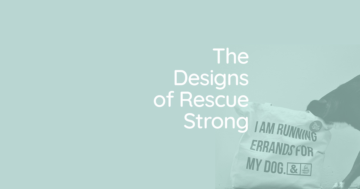 LEARN MORE > The company committed to helping animal rescues with quality designs and products -