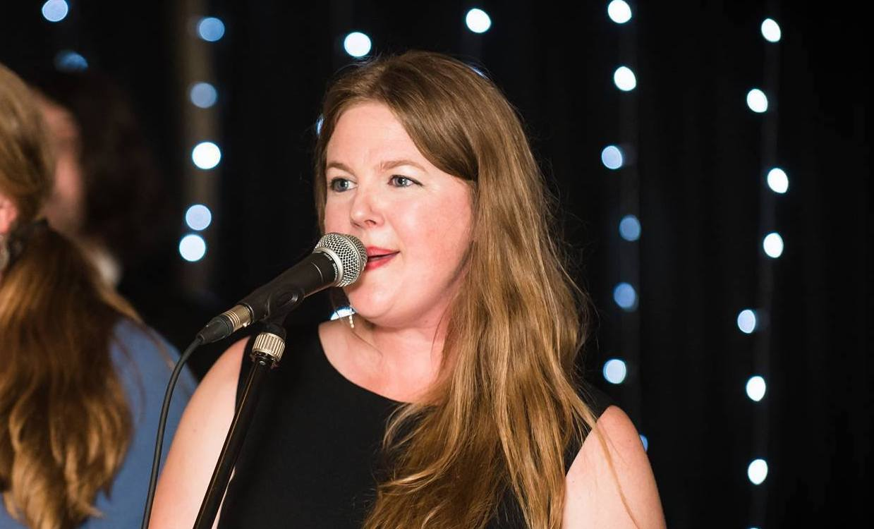 Amy van Keeken,an accomplished+much-lovedmusician - She's based in Edmonton, Alberta, Canada where she welcomed Pet Sounds into her home on Episode 2.