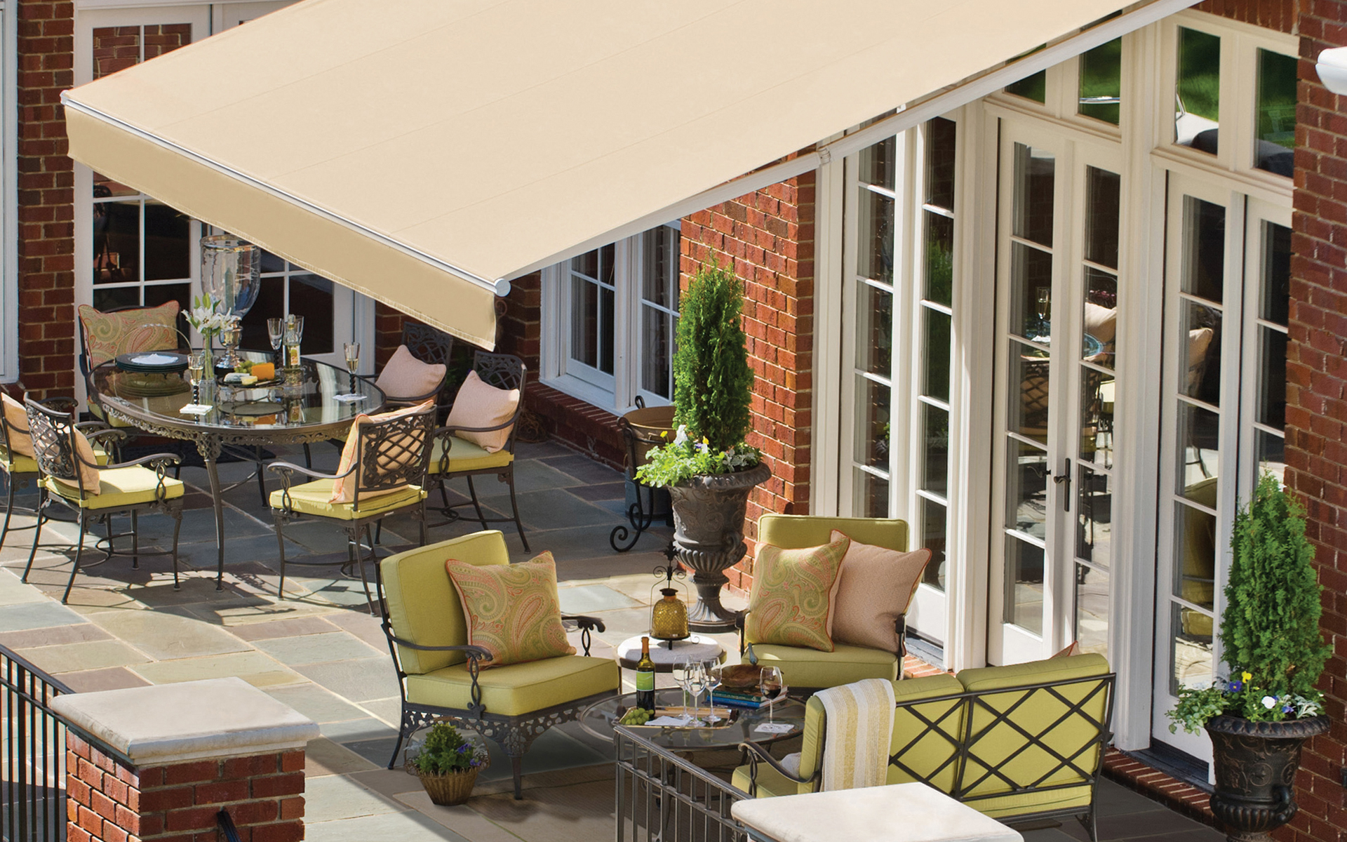 Pergola Design NY, CT | Shade Awnings for DEck and patio ny, ct