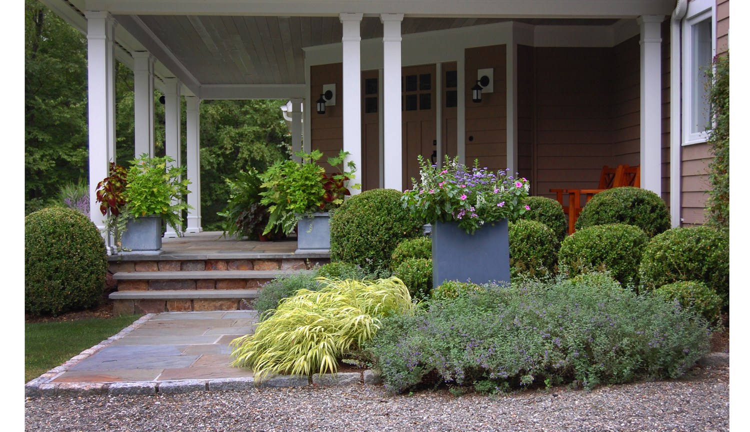 Planting design and photo by   Mary-Liz Campbell Landscape Design