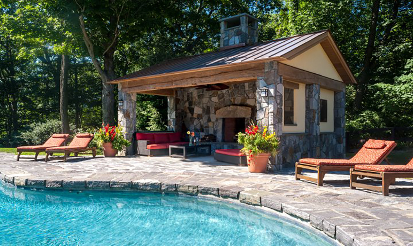 Hudson Design pool