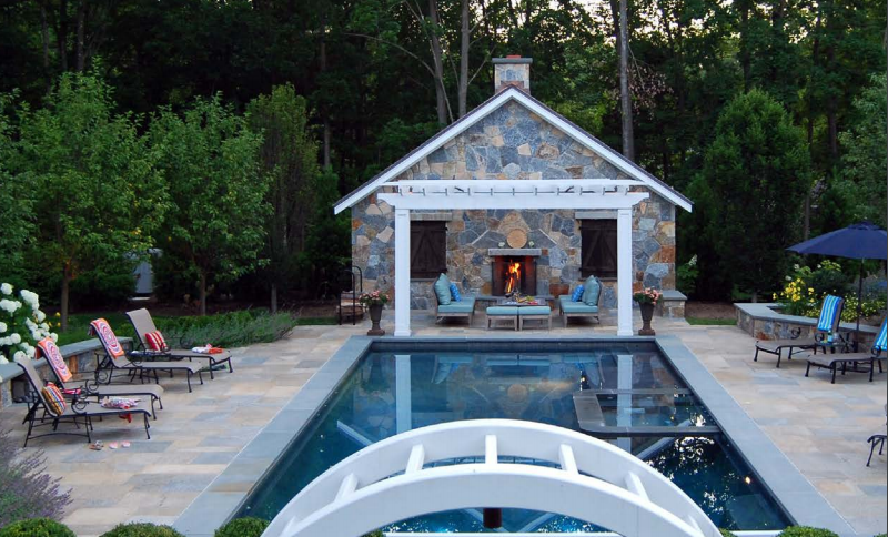 Outdoor Living in CT, Patio Design in CT