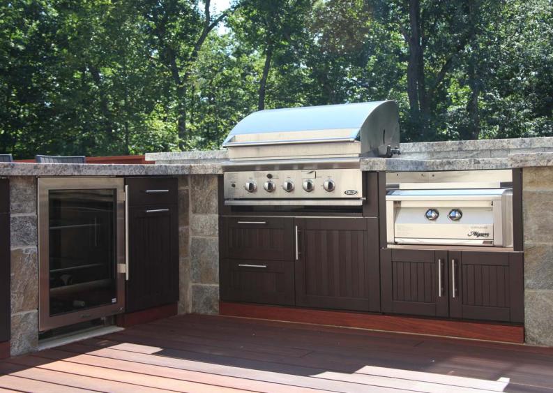 Patio Design Ideas CT | Fairfield Patio Design NY | Outdoor Kitchen CT, NY