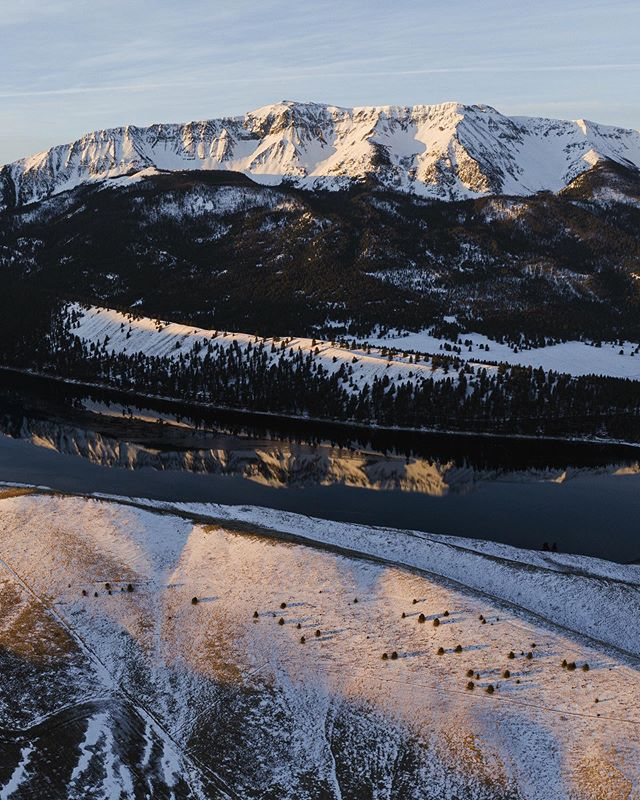 Sunrise. Mt Joseph. Wallowa lake. Oregon. This view means a lot to me. I proposed to Maria and we got married on the hill in the foreground.