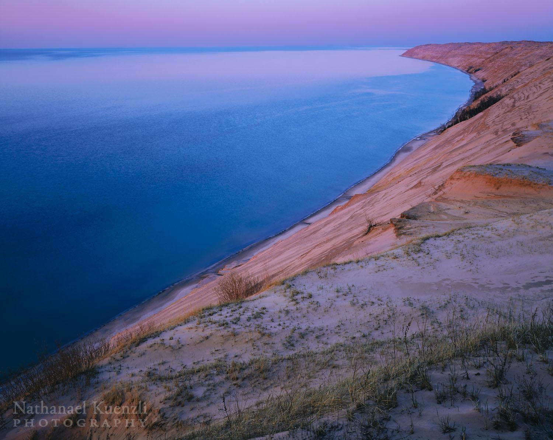 Grand Sable Banks And Dunes, Pictured Rocks National Lakeshore, Michigan, May 2003