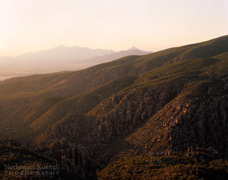 Chiricahua National Monument, Arizona, March 2008