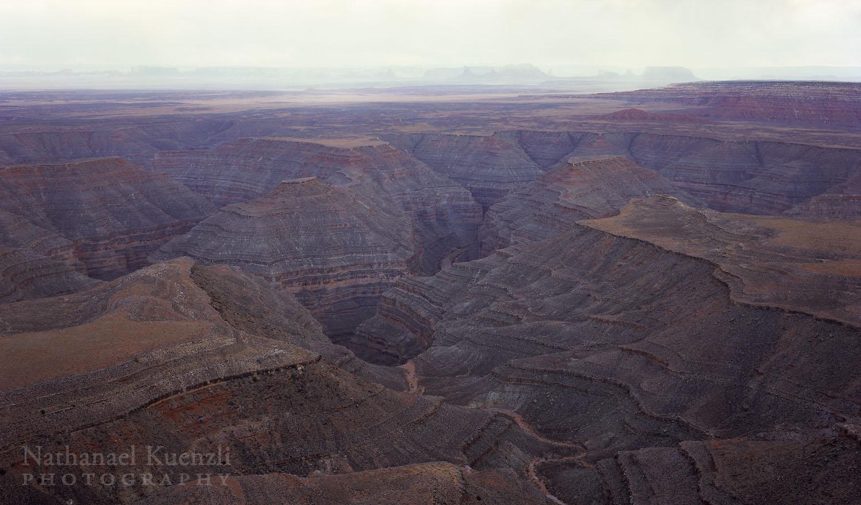 San Juan River - Monument Valley, Utah - Arizona, March 2008