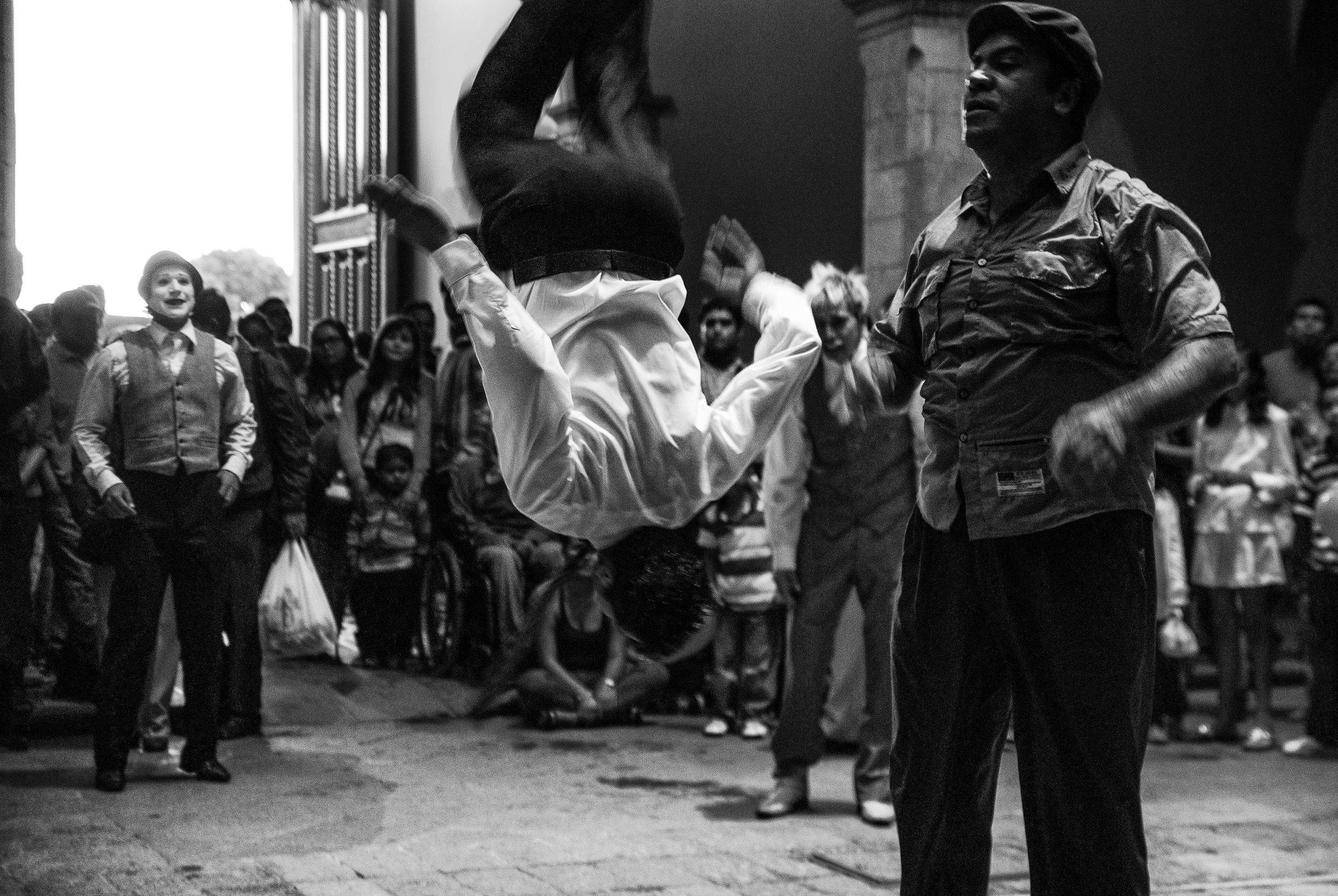 Circo urbano