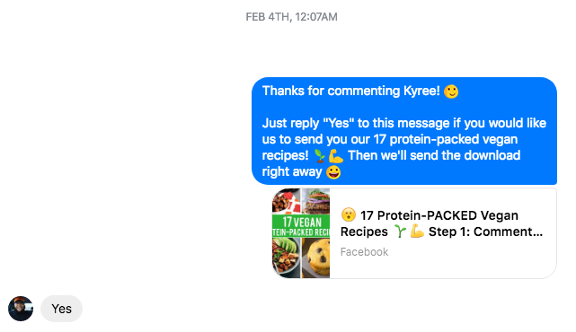 How I Went from ZERO to 2,584 Facebook Messenger Subscribers in 3 Weeks With $500