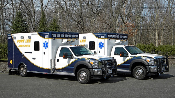 About — Fort Lee Volunteer Ambulance Corps