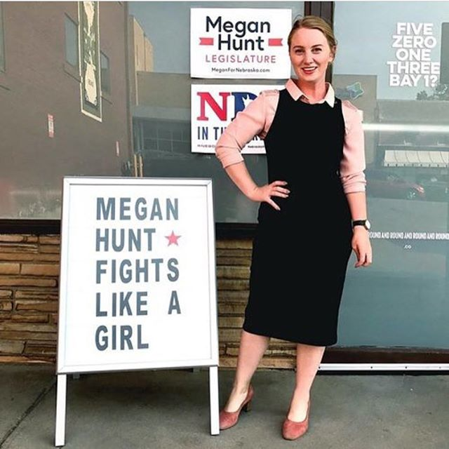 Our 10th #DreamerandDoer is @helloholidayomaha co-founder and #Nebraska political candidate, @nebraskamegan ! Coming a long ways from an online fashion retailer, she is determined to make a change wherever she can and does it all while 'Fighting like a Girl'. She constantly reminds others that things don't have to be perfect for you to start something, just go for it. Get to know Miss Megan. #31DaysofDreamersandDoers #FightlikeaGirl #omaha #collaboration #feature #fashion #helloholiday #nebraskamegan #IxD #politics #girlssupportgirls #linkinbio