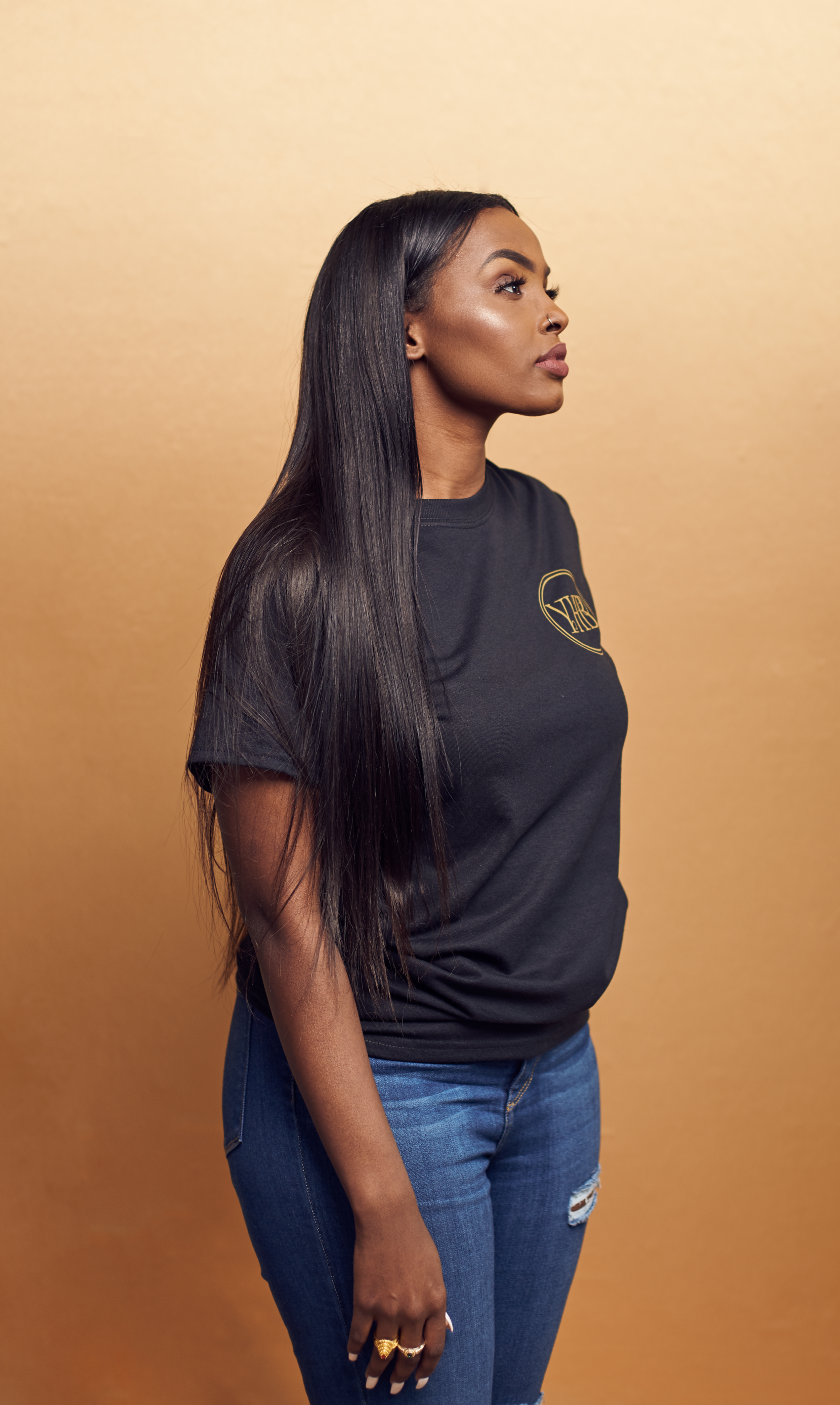 Raw Indian, straight hair from Your Hair Boutique