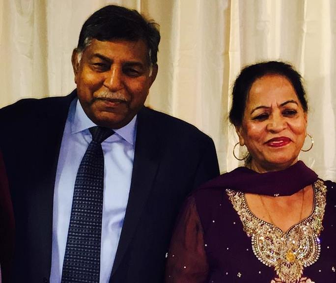 Pastor Aleem & Husseini Alam - Lead Pastors for 25 years