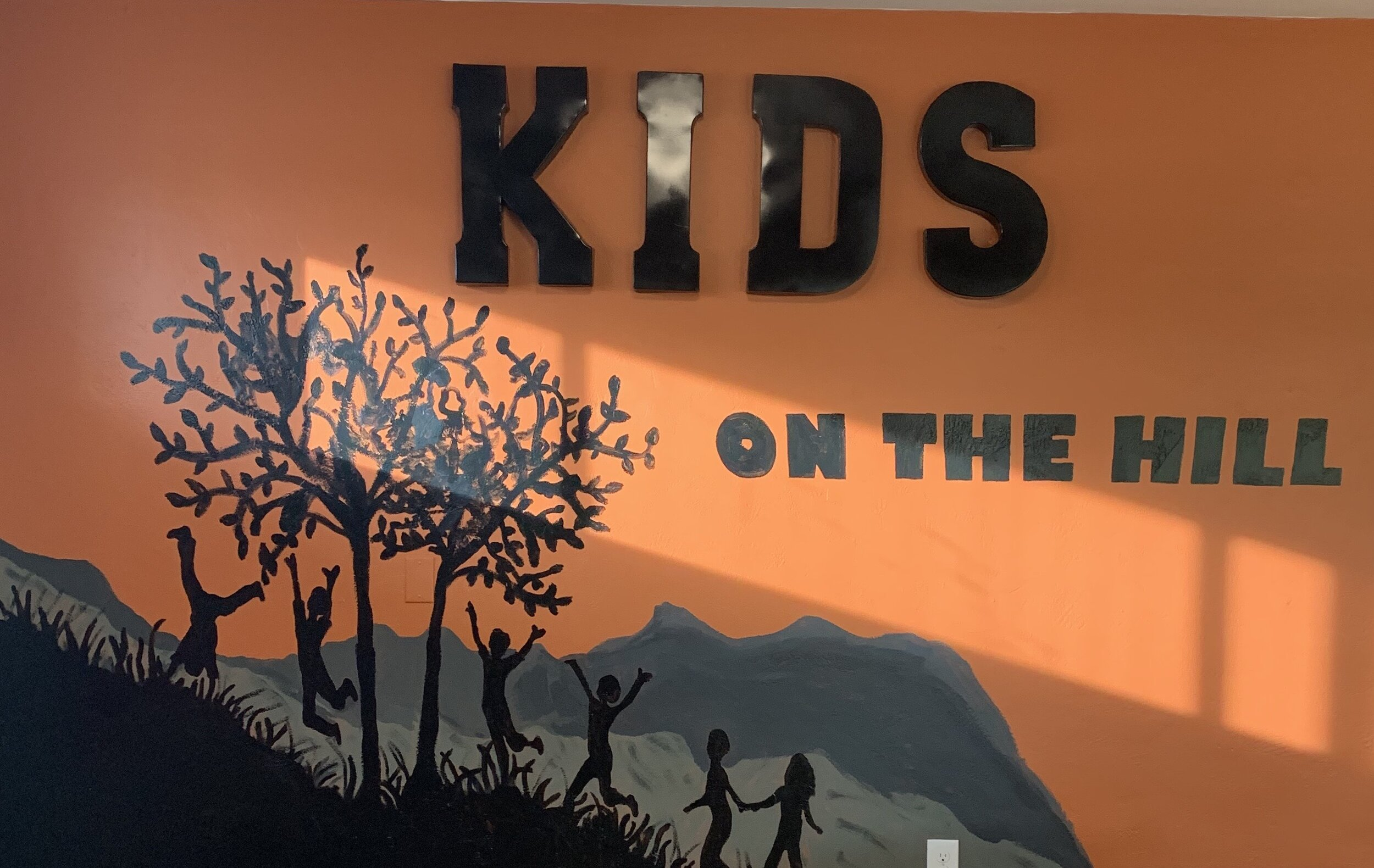 Kid's On The Hill Children's Ministry