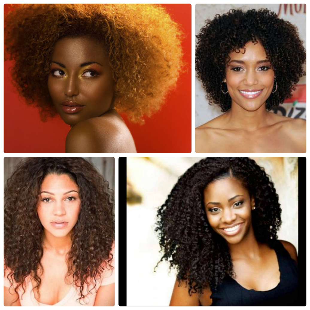 3C hair pics sourced from around the web.