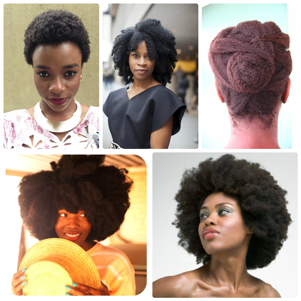 4C hair pics sourced from around the web.