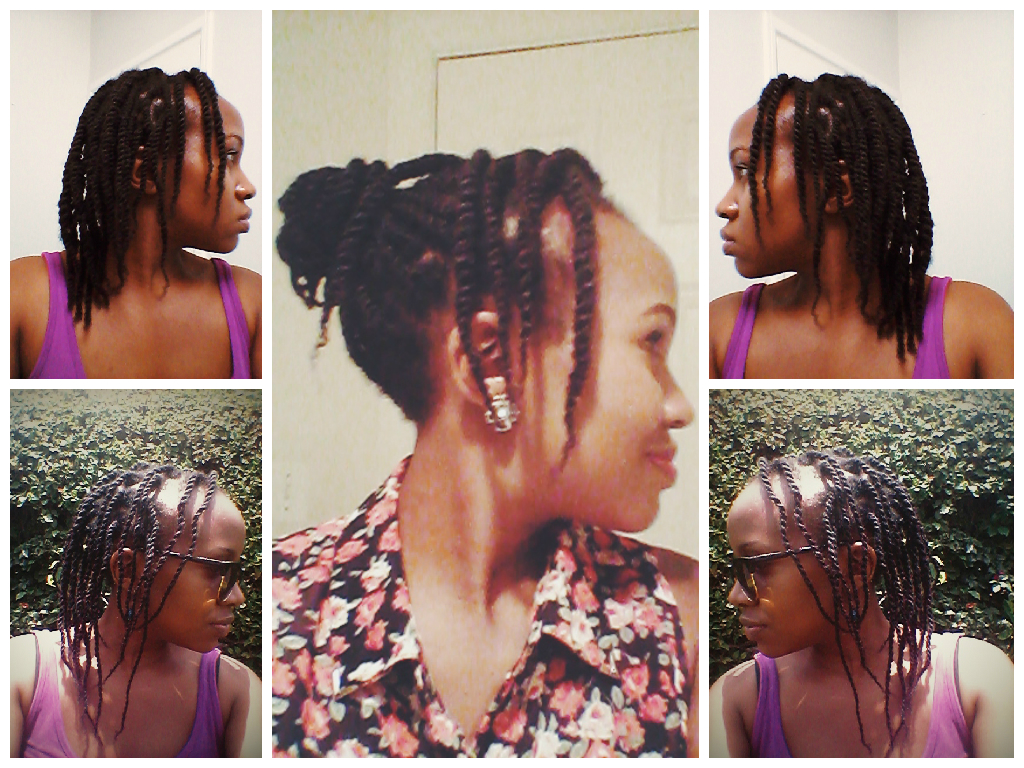 How To Use Two Strand Twists For Length Retention Craving Yellow