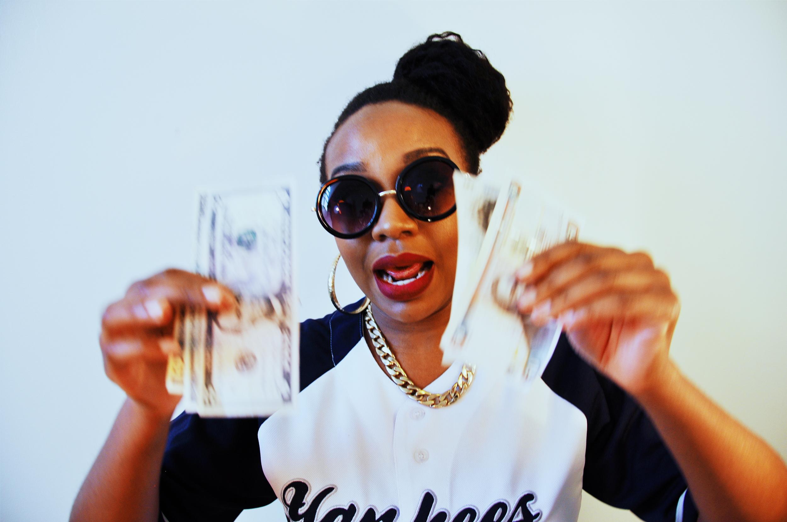 I GO CHOP MY OWN MONEY LIKE A BOSSLADY, SO I THOUGHT!